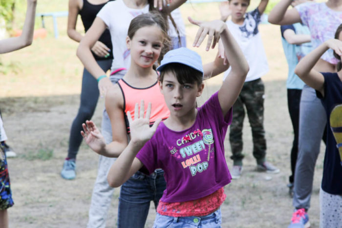 Детский лагерь UWELAND