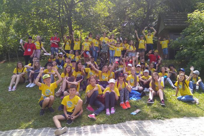Детский британский лагерь ABC Camp