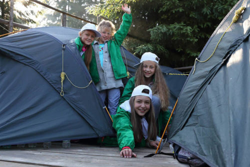Детский лагерь Озерный, АРТЕК - Буковель
