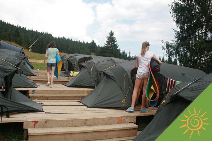 Детский лагерь Озерный