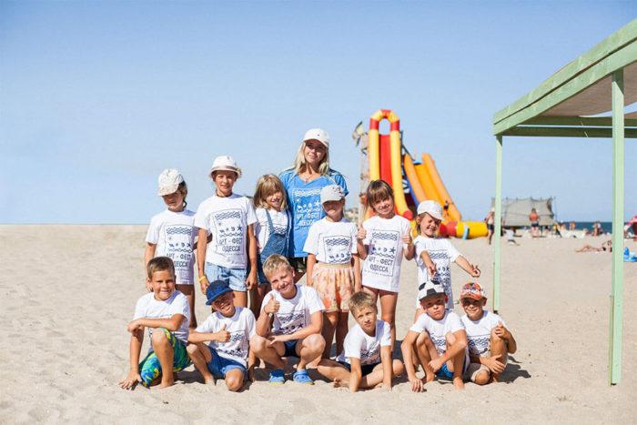 Детский лагерь АРТ-ФЕСТ - Одесса
