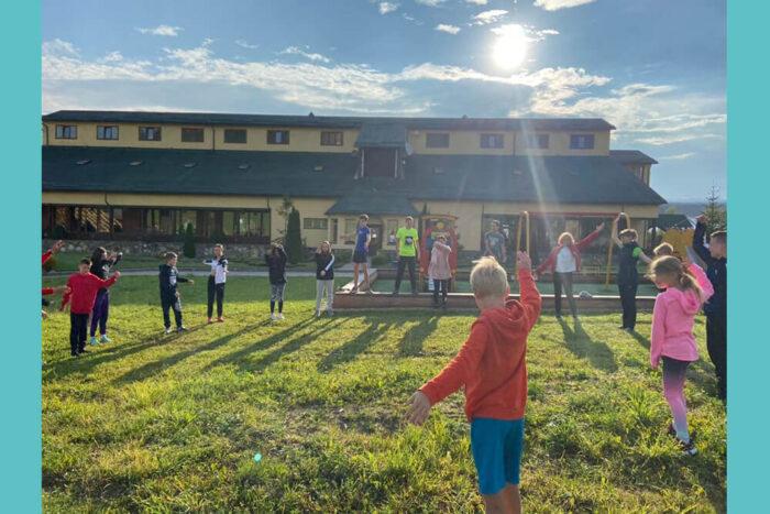 Детский лагерь Boyar Camp