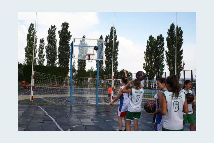 Детский спортивный лагерь Бригантина