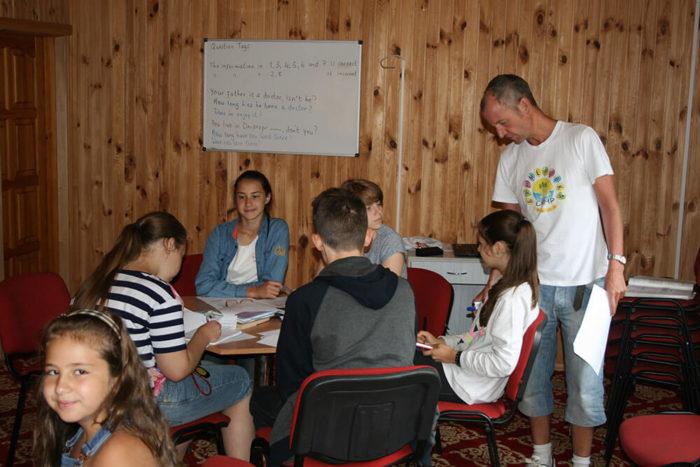 Детский языковой лагерь Буймеровка Сamp