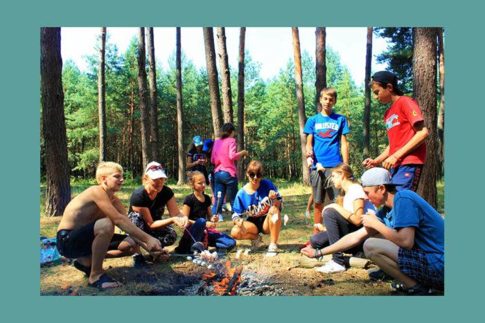 Детский лагерь Чайка