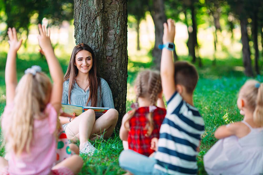 Детский лагерь ФРЕШ