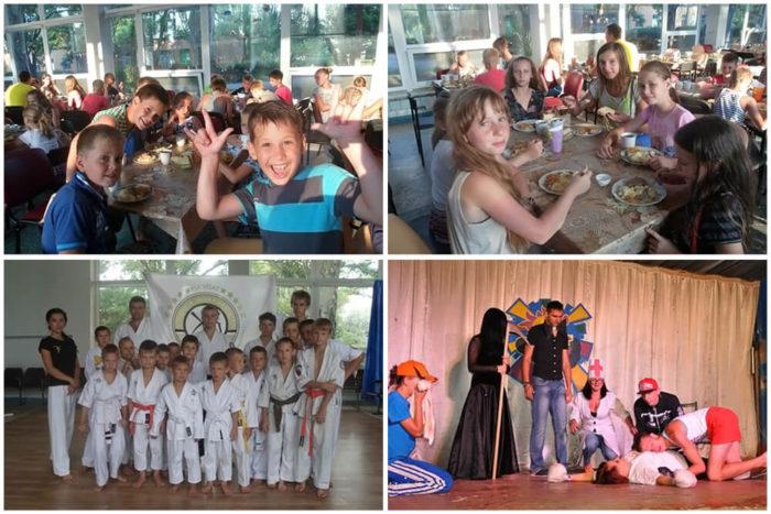 Детский лагерь Солнечный