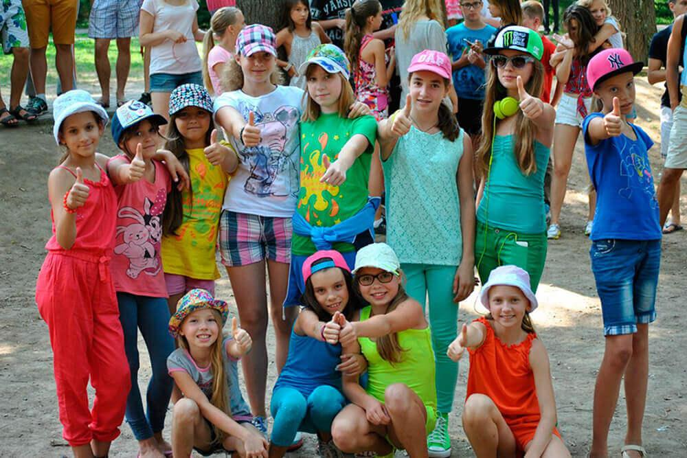 Детский лагерь Фристайл