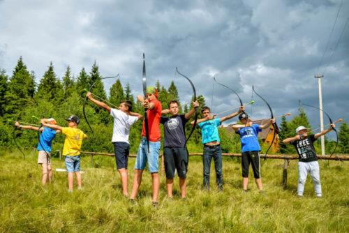 Детский палаточный лагерь Эдельвейс