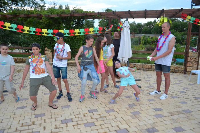 Детский лагерь FIVE STARS - Сергеевка