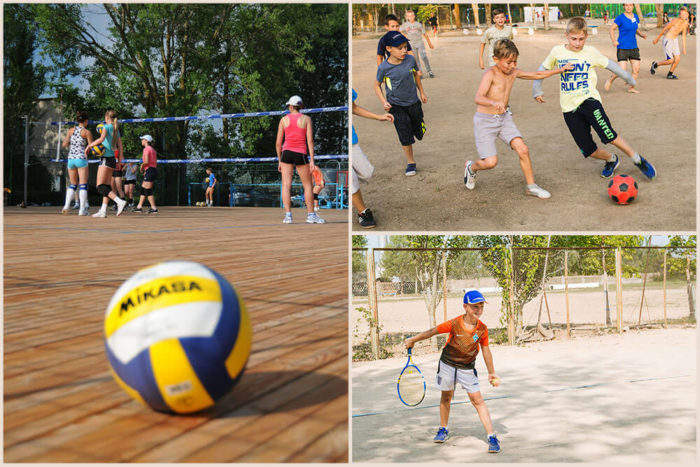 Детский спортивный лагерь Гренада