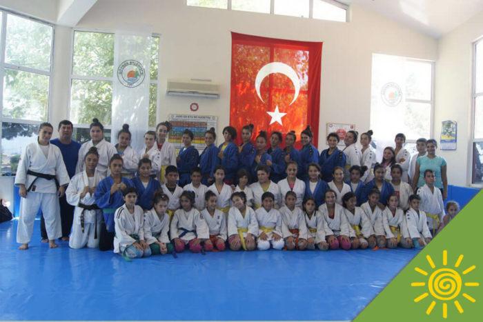Детский лагерь Колибри, Турция