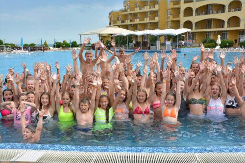 Детский лагерь Midia Grand Resort