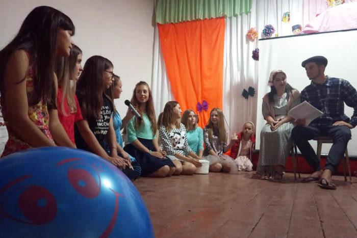 Детский лагерь Жовтень