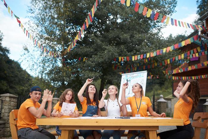 Детский лагерь Петрос Fest