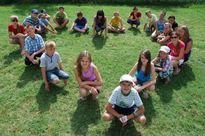 Детский лагерь Романтик
