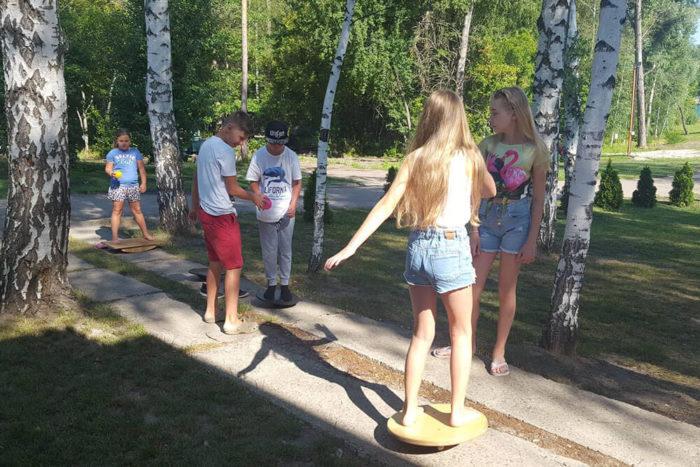 Детский лагерь Sunny Camp (Санни Кемп)