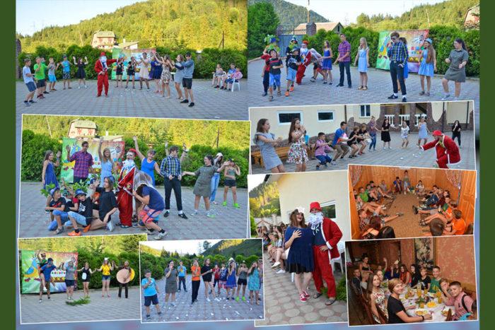 Детский лагерь Шоколад - Карпаты
