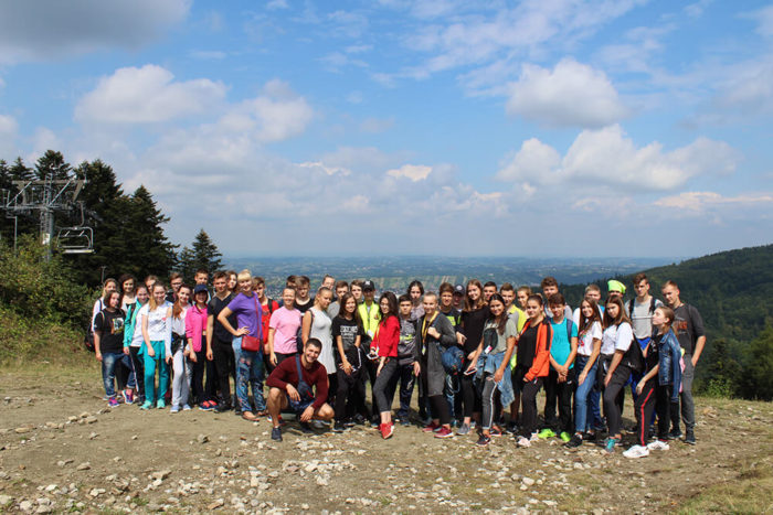 Молодежный лагерь StudentWay