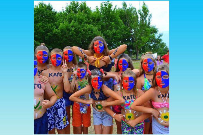 Детский лагерь Солнечный берег