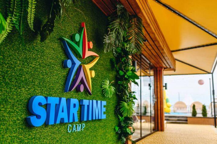 Детский лагерь STAR TIME