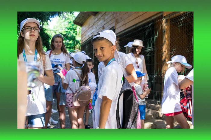 Детский лагерь FAYNO CAMP - Yaremche