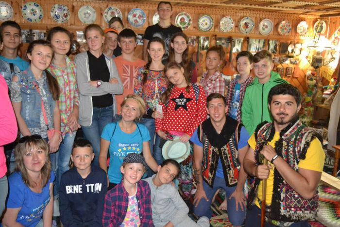 Детский лагерь Five Stars - Яремче