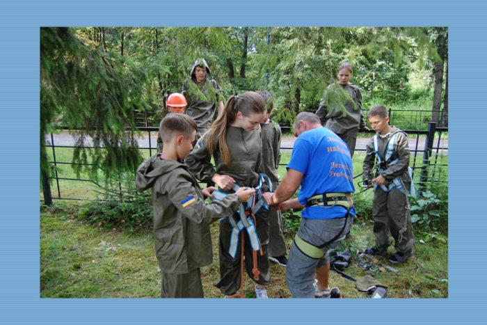 Лагерь всестороннего развития ProfуCamp - Карпати