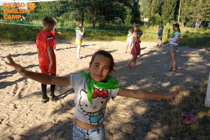 Детский лагерь Indigo English Camp