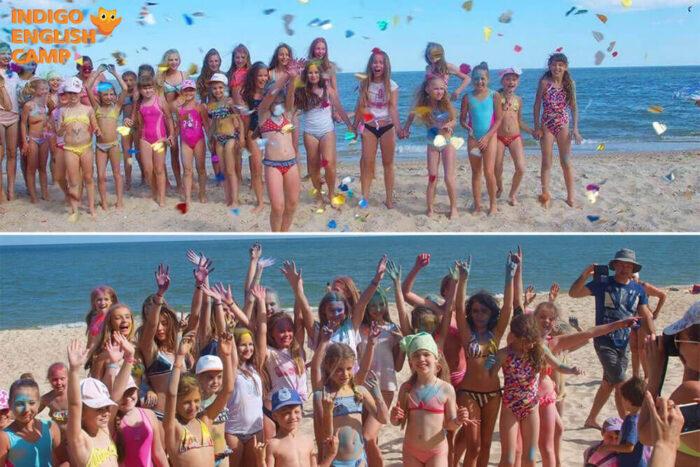 Детский лагерь Indigo English Sea Camp