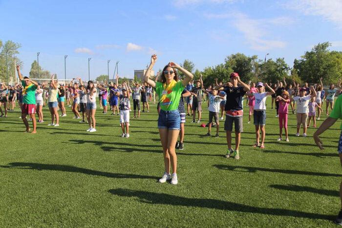 Спортивно - оздоровительный лагерь Прибрежный