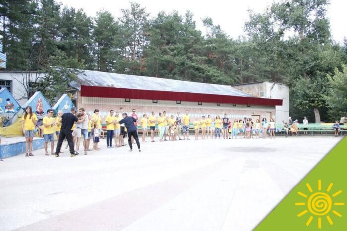 Детский лагерь Шоколад - Клавдиево