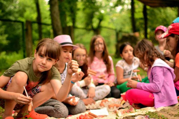 Детский оздоровительный лагерь «Лидер»