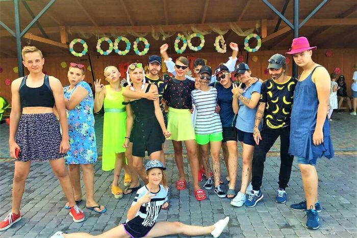 Детский VIP лагерь Радость
