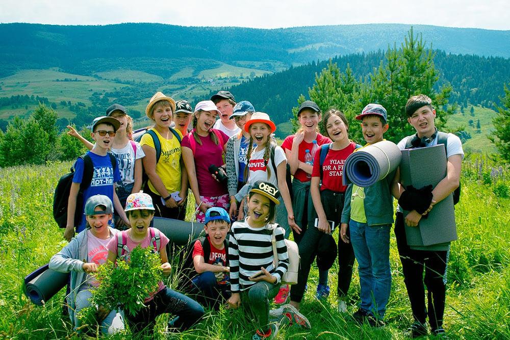Детский лагерь Арт Квест (Карпаты)