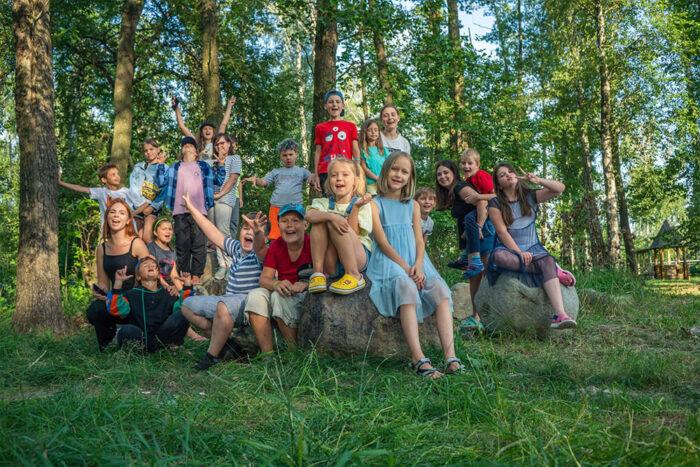 Детский лагерь MU CAMP