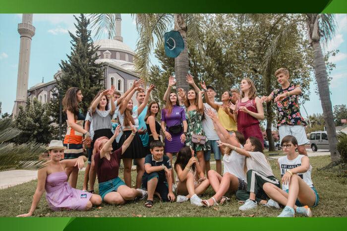 Детский и молодежный лагерь ROZA CAMP