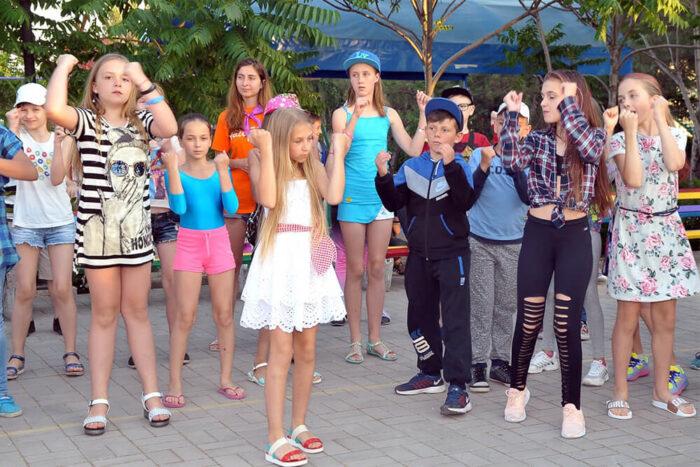 Детский лагерь ГАГАРИНА