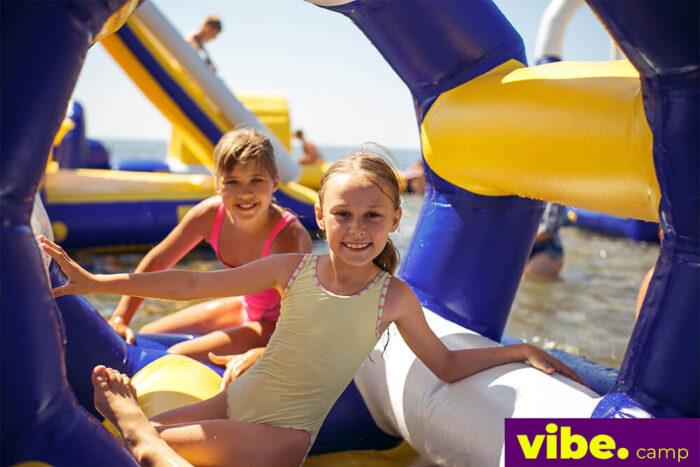 Детский лагерь Vibe Camp