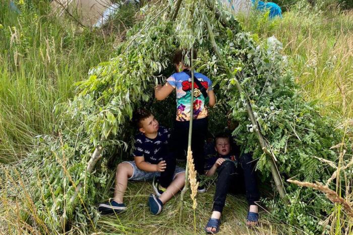 Детский палаточный лагерь FreeDom Camp