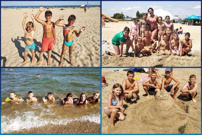 Детский лагерь Aquapark Camp