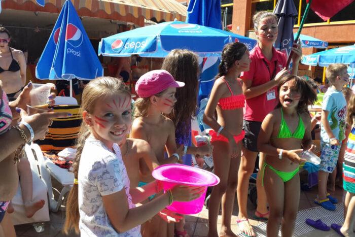 Детский лагерь Солнечный Город